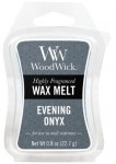 Wosk klepsydra WoodWick Wax Melt - Evening Onyx