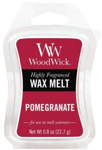 Wosk klepsydra WoodWick Wax Melt - Pomegranate