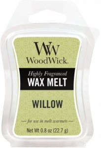 Wosk klepsydra WoodWick Wax Melt - Willow - Wierzba