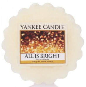 Wosk Zapachowy Yankee Candle - All is Bright