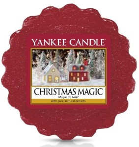 Wosk Zapachowy Yankee Candle - Christmas  Magic