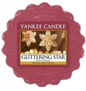 Wosk Zapachowy Yankee Candle - Glittering Star