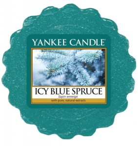 Wosk Zapachowy Yankee Candle - Icy Blue Spruce
