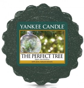 Wosk Zapachowy Yankee Candle - The Perfect Tree