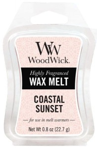 Wosk klepsydra WoodWick Wax Melt - Costal Sunset