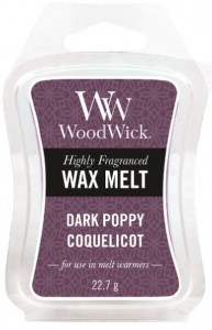 Wosk klepsydra WoodWick Wax Melt - Dark Poppy