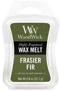 Wosk klepsydra WoodWick Wax Melt - Frasier Fir