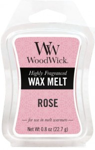 Wosk klepsydra WoodWick Wax Melt - Rose