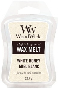 Wosk klepsydra WoodWick Wax Melt - White Honey