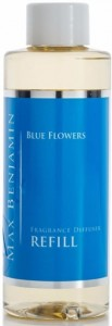 Olejek do dyfuzorów Max Benjamin - Blue Flowers - 300ml