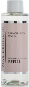 Olejek do dyfuzorów Max Benjamin - French Linen Water - 300ml